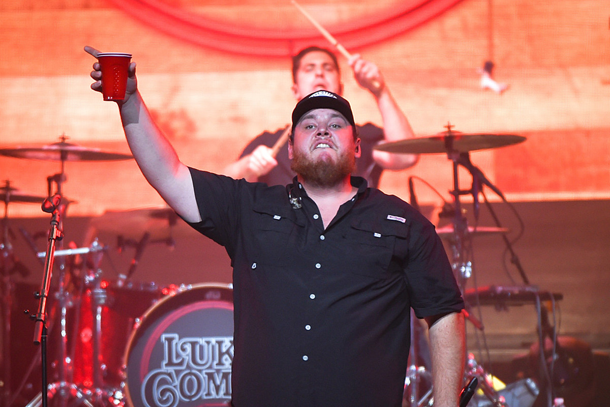 Luke Combs' Grand Ole Opry Induction Details Announced
