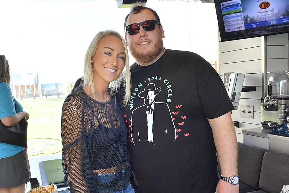 Luke Combs Finds Wedding Planning 'Overwhelming'