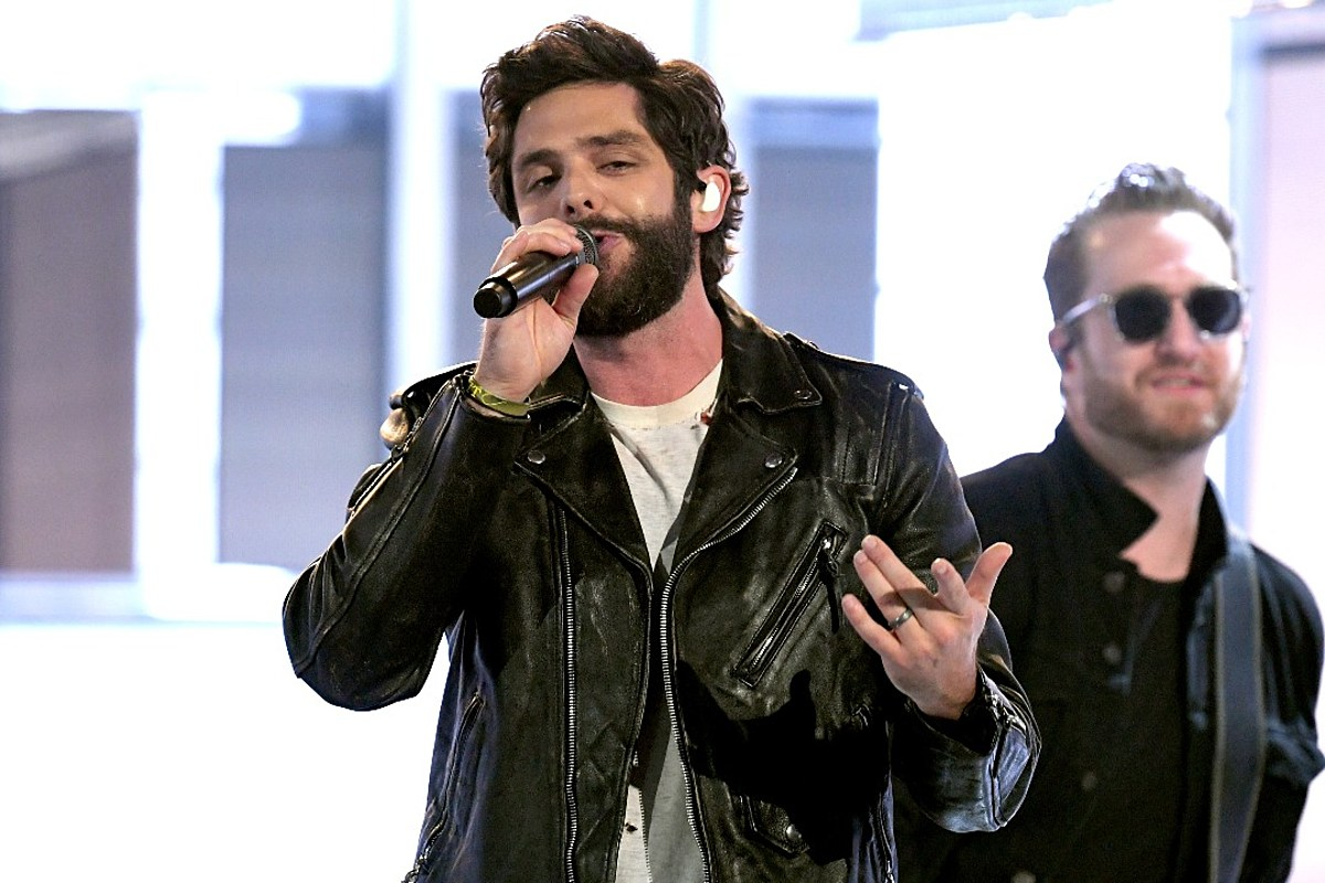thomas rhett hosting center point road release party at cma fest. Black Bedroom Furniture Sets. Home Design Ideas