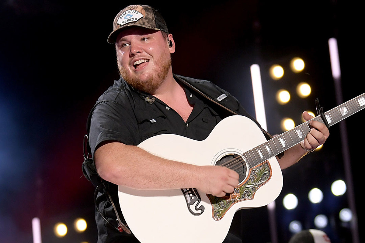 Luke Combs Shares 'What You See Is What You Get' Album