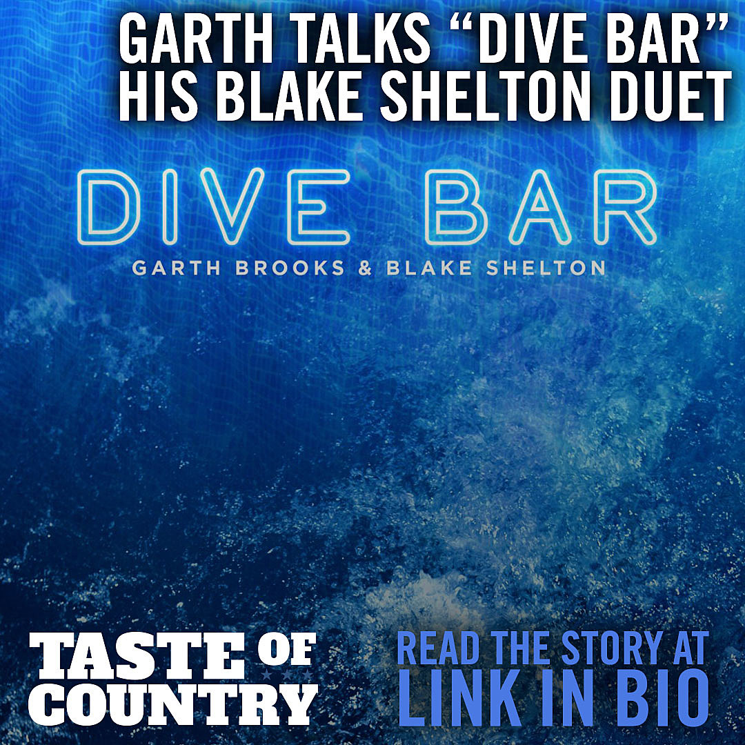 Garth Brooks' 'Dive Bar' Duet With Blake Shelton Is a Surprise