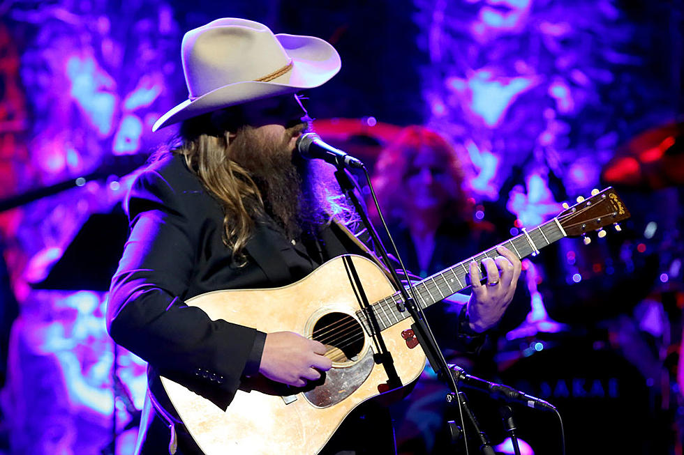 LISTEN: Chris Stapleton Cut a Lonesome Cowboy Song for 'Toy
