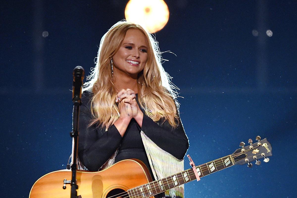 Miranda Lambert Debuts New Song, 'Locomotive,' Live at CMA Fest