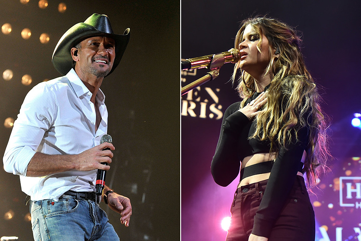 a5853589aeea Tim McGraw, Maren Morris Set for 2019 iHeartRadio Music Festival