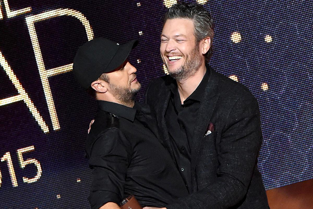 Of Course Blake Shelton Has A Birthday Message For Luke