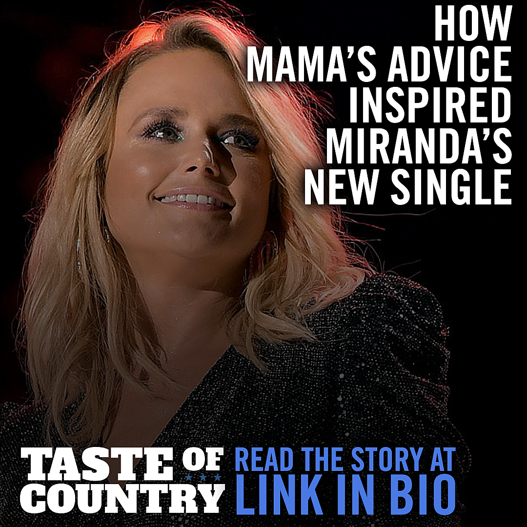 Miranda Lambert's 'It All Comes Out in the Wash' Inspired by Mom