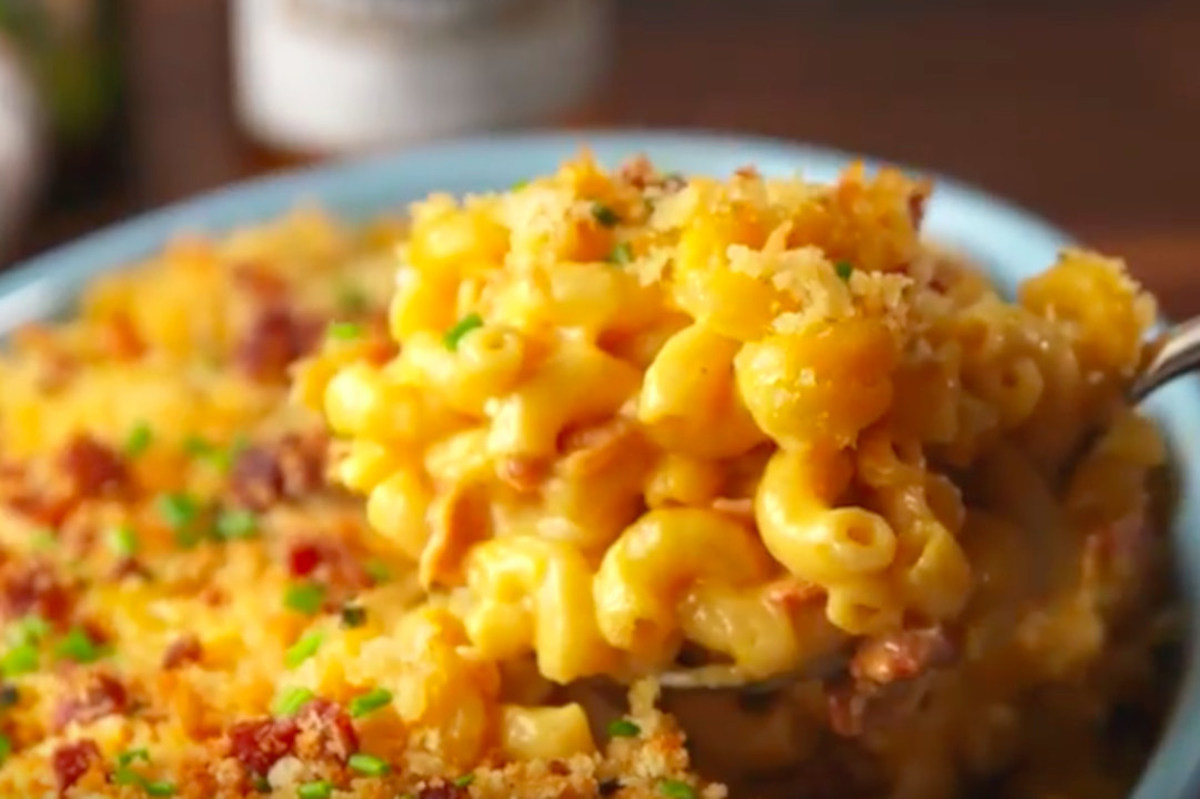 Turn Up Your Boring Macaroni & Cheese with One Can of Beer