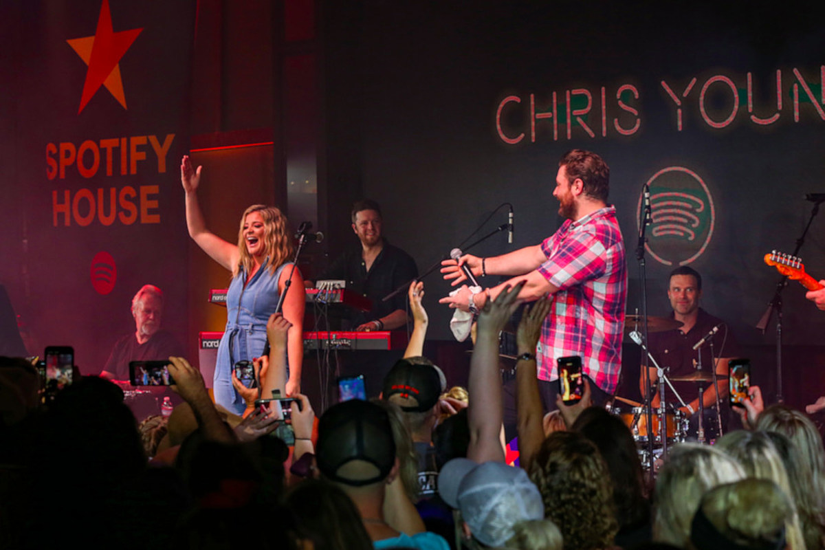 Chris Young Only Wanted Lauren Alaina for New Duet
