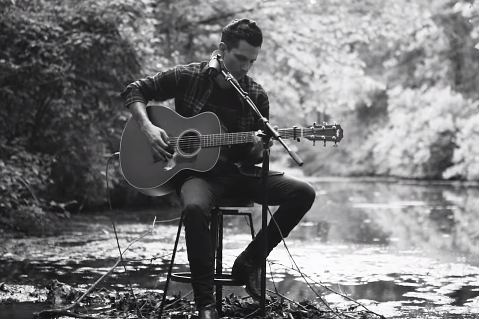 Watch: Devin Dawson's Stripped-Down 'God's Country' Is Powerful