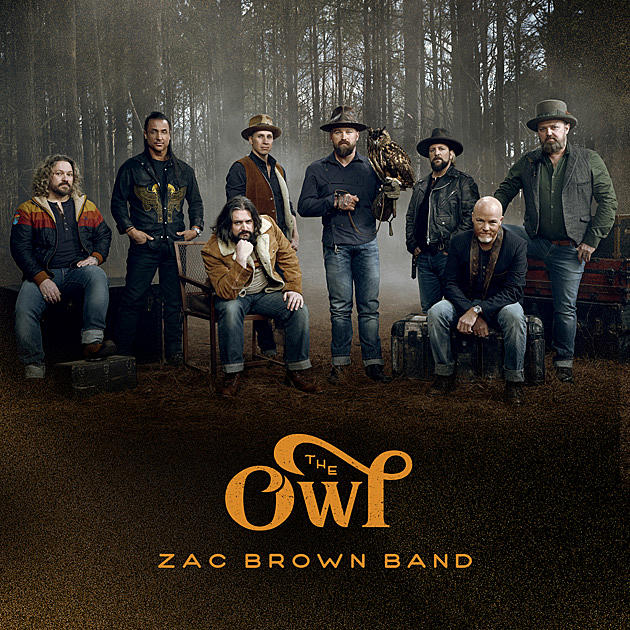 Zac Brown Band Reveal Details for Upcoming Sixth Album, 'The
