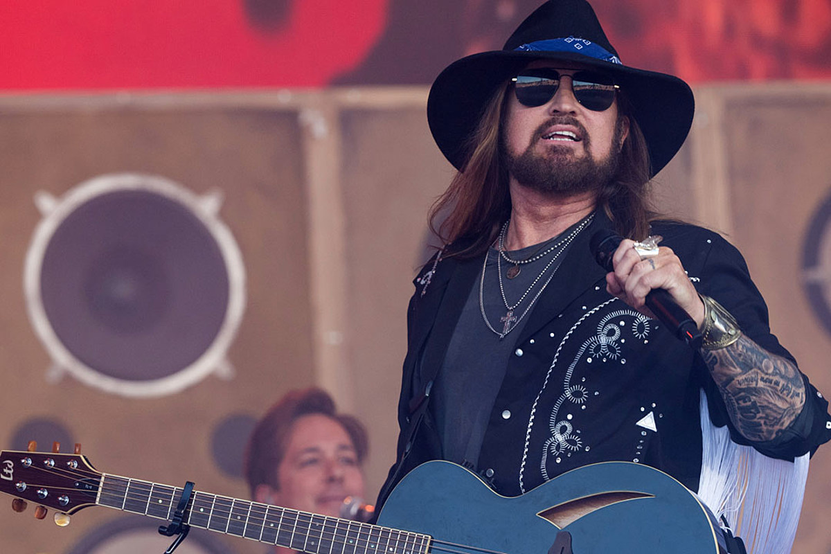 Billy Ray Cyrus: This Controversial 'Old Town Road' Lyric