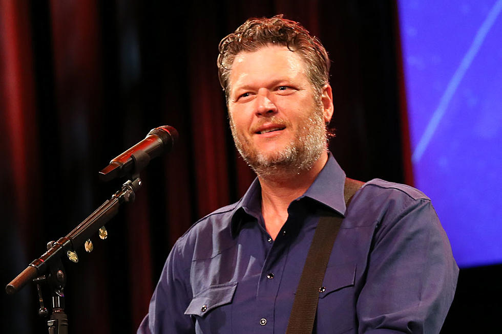 Blake Shelton Gets Candid About New Music, His Next Album