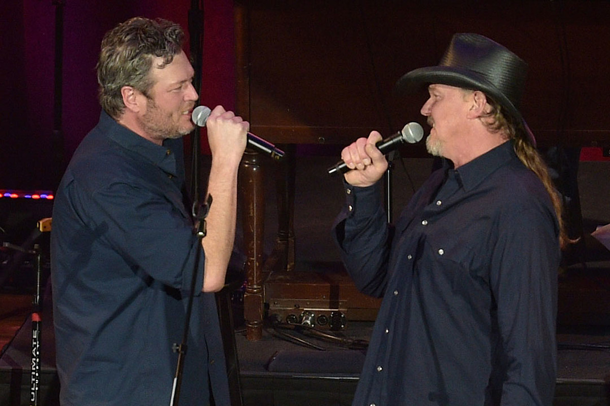LISTEN: Blake Shelton, Trace Adkins Re-Team for Awesome New Song!