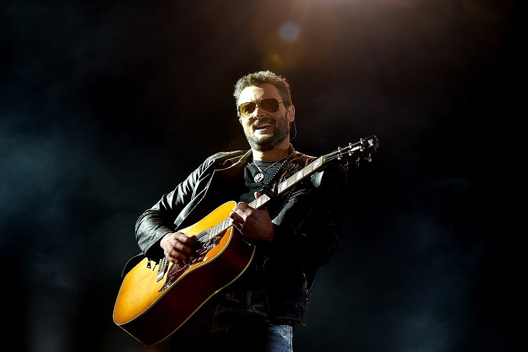 INTERVIEW: Eric Church Felt 'Fat and Happy,' So He Moved to N.C.