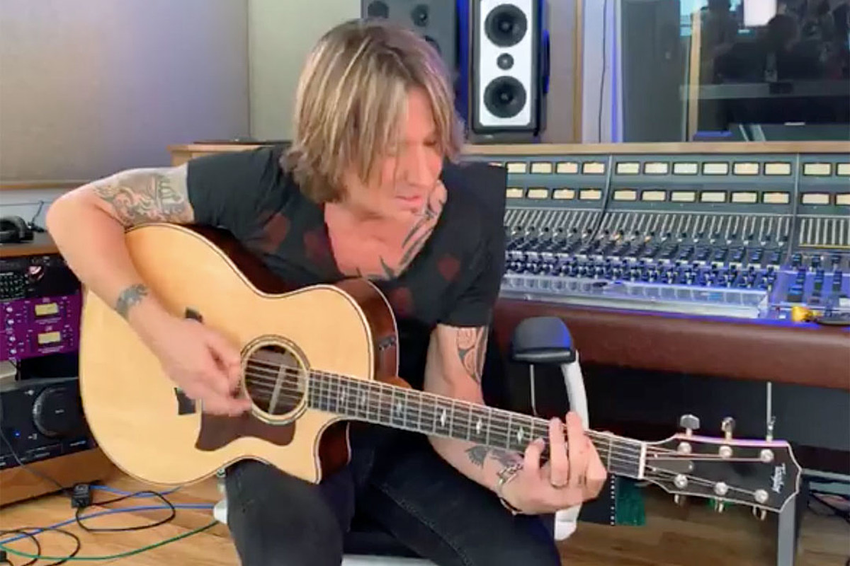 Watch Keith Urban Cover S Taylor Swift S You Need To Calm Down