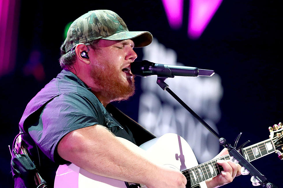 Luke Combs' 'Even Though I'm Leaving' Should Come With a Warning