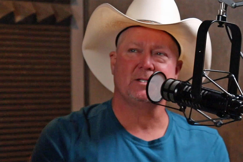 Tracy Lawrence's Daughter Gets Pulled Over + He's Every Dad Ever