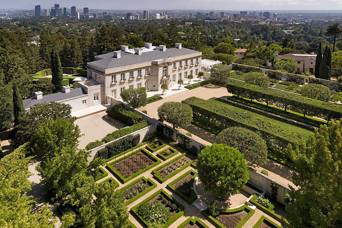 The Beverly Hillbillies' Spectacular Mansion Is for Sale!