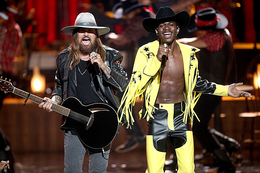 billy ray cyrus old town road