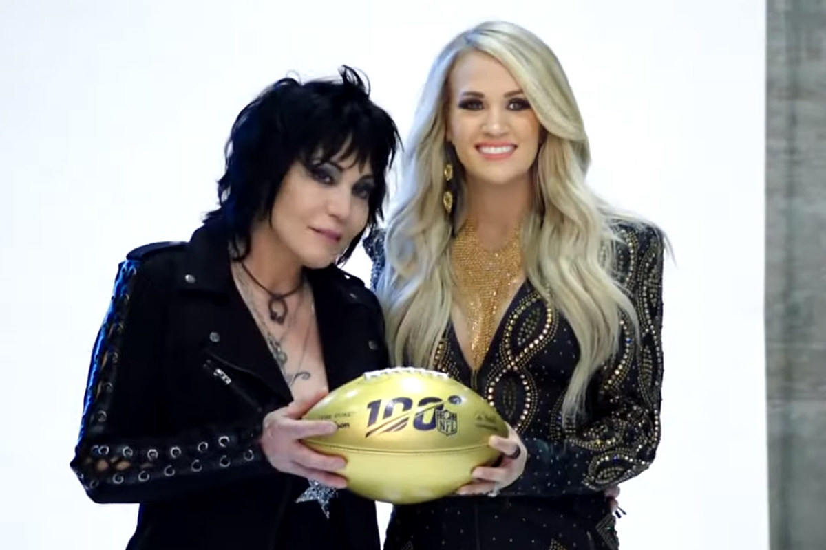 Preview Carrie Underwood S Sunday Night Football Open
