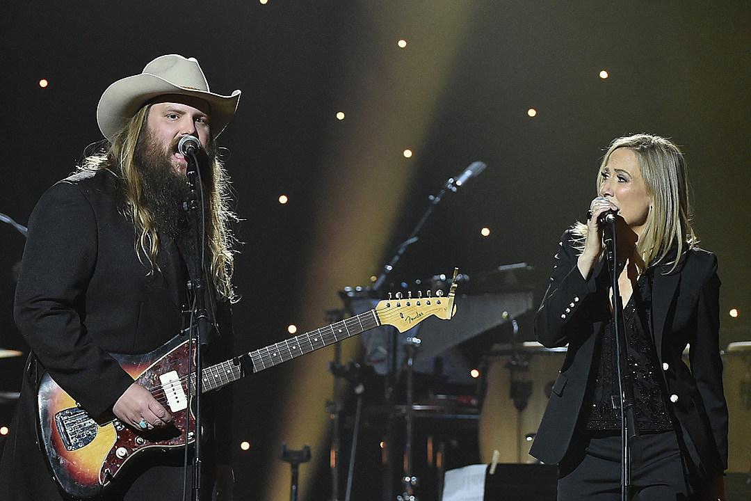 WATCH: Chris Stapleton Joins John Mayer Onstage in Nashville