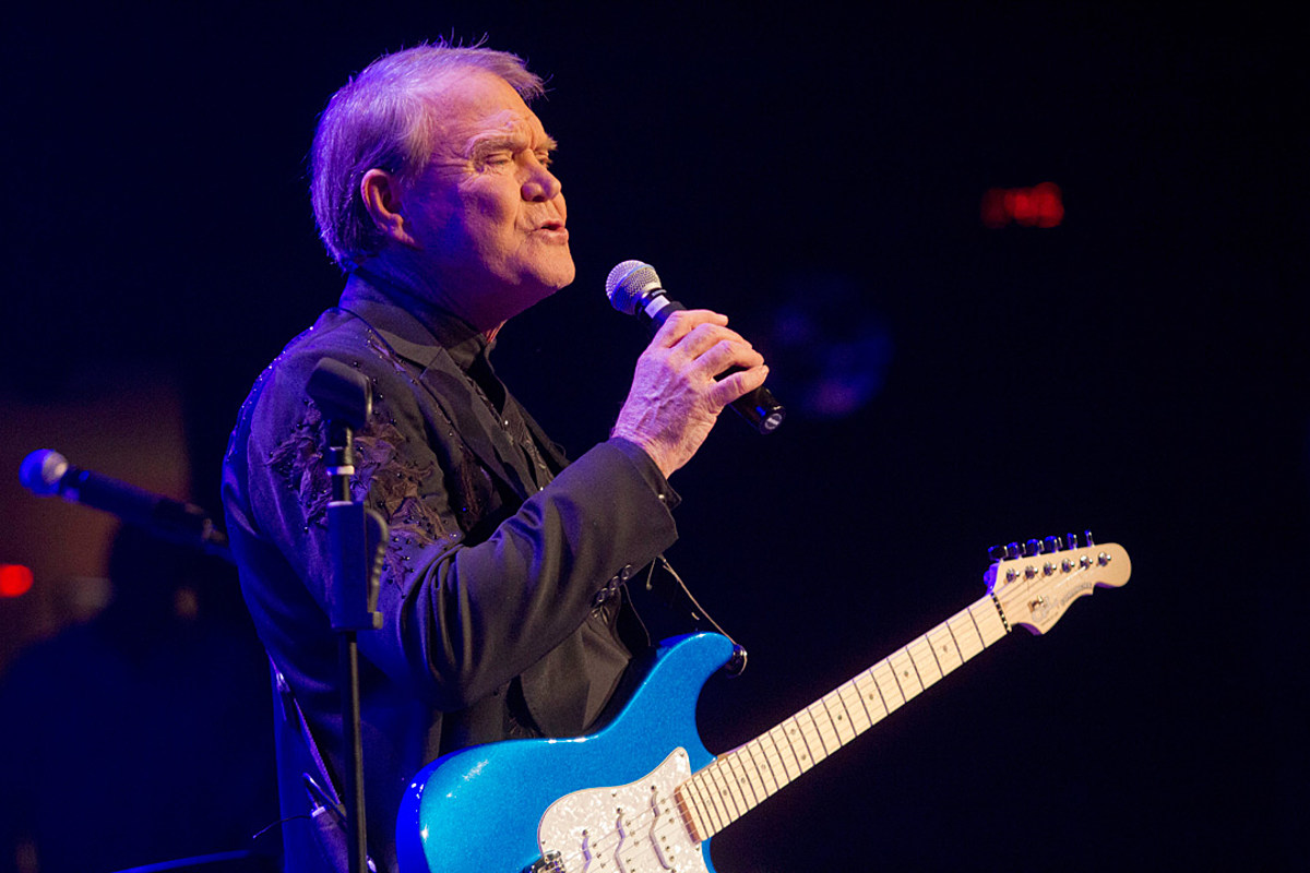 Remember Which Grammy-Winning Song Glen Campbell Missed Out On?