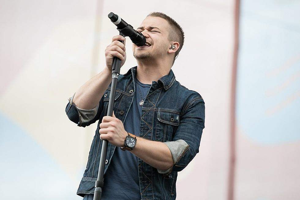 Hunter Hayes Announces 'Wild Blue' Album, Releases Title Track