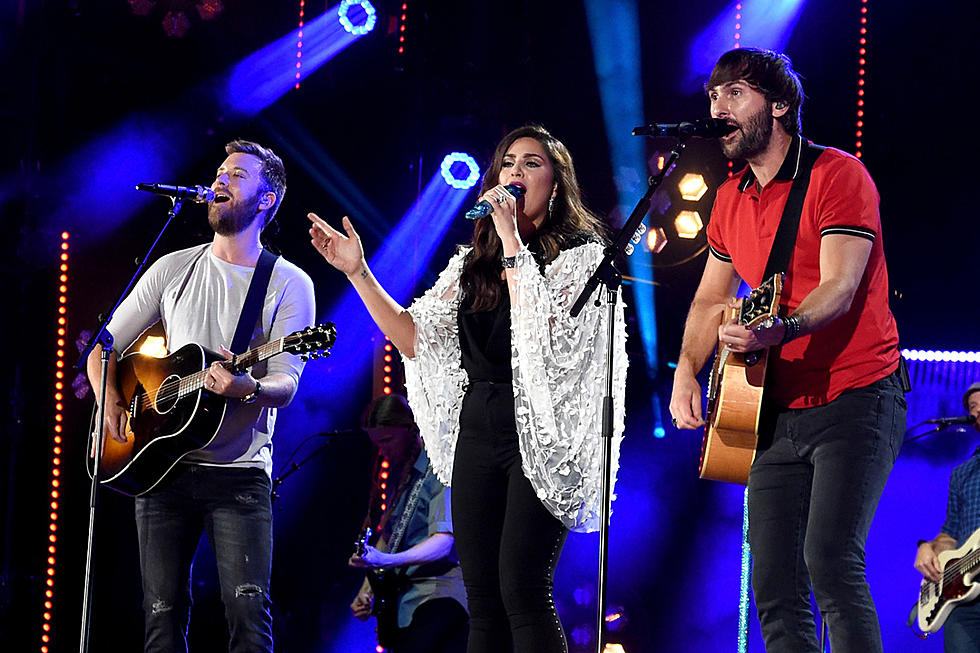 Lady Antebellum's 'Pictures' Is a Portrait of Private Pain