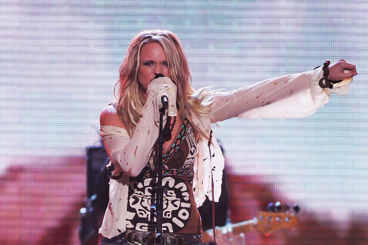 Why Miranda Lambert 'Cried in the Studio' During First Recordings