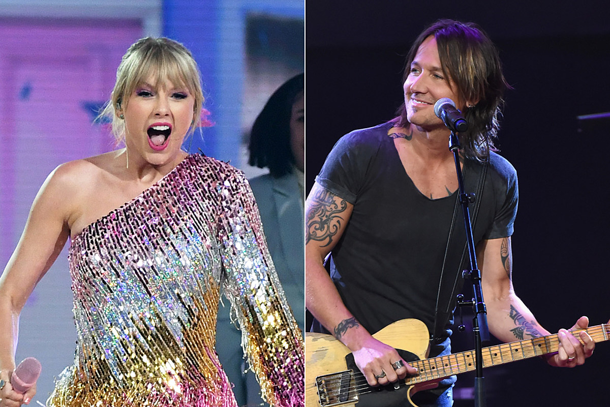 Taylor Swift Freaks Out at What Keith Urban Said About Her New Song