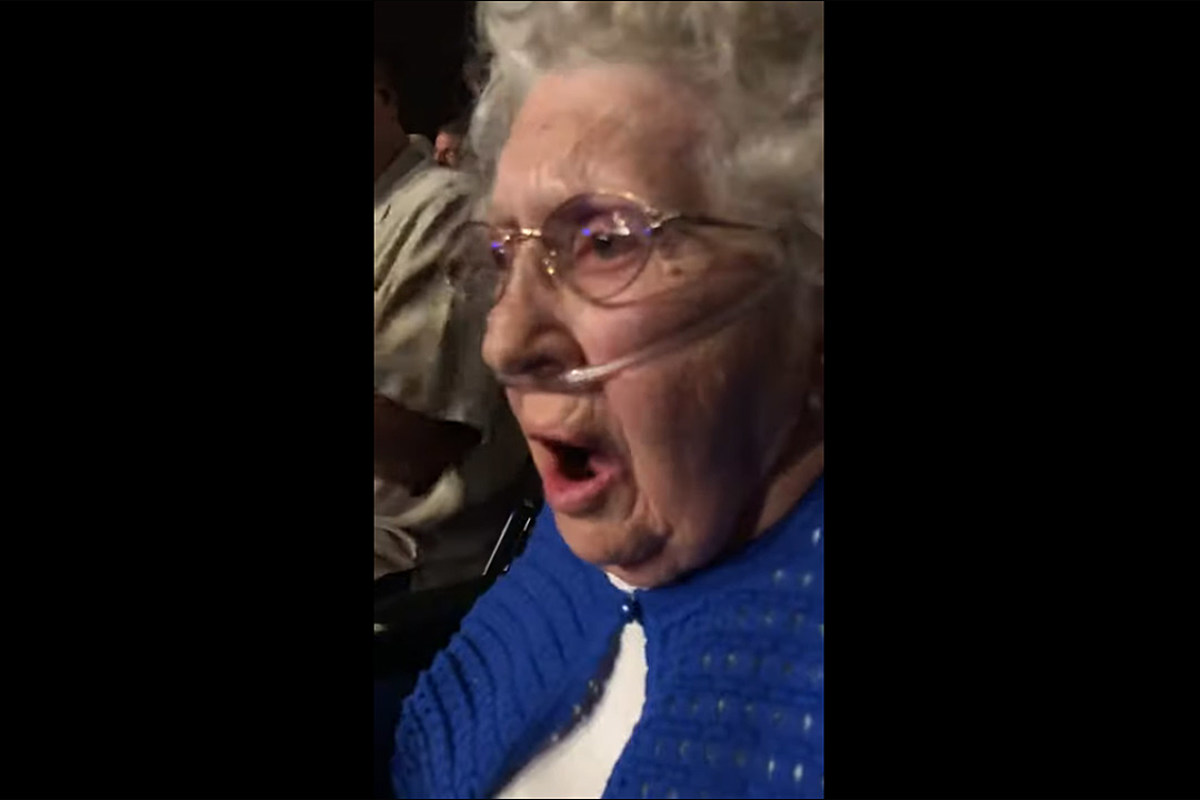 WATCH: Vince Gill Helps 94-Year-Old Superfan Fulfill Her Bucket List
