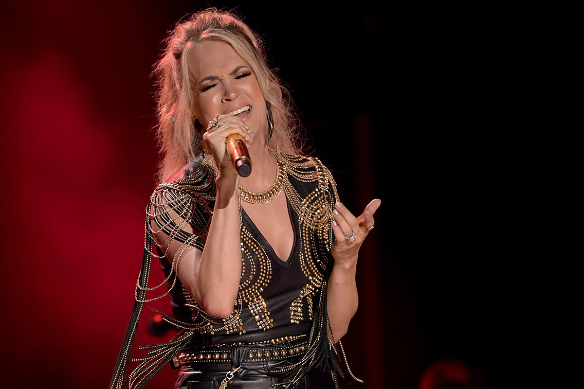 Carrie Underwood's New Book Will Spill All of Her Fitness Secrets