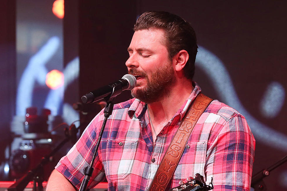 Chris Young's 'Drowning' Was Inspired by His Friend's Death