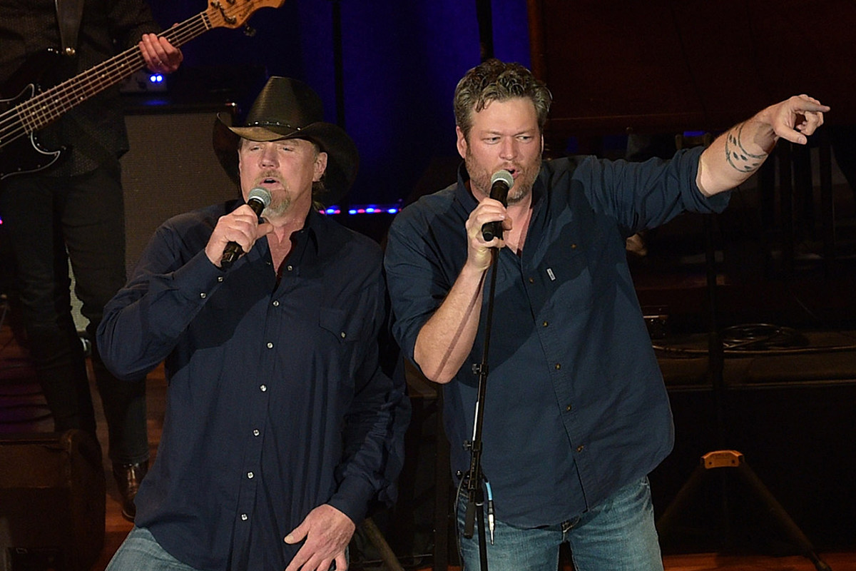 Will Blake Shelton + Trace Adkins Top the Video Countdown?