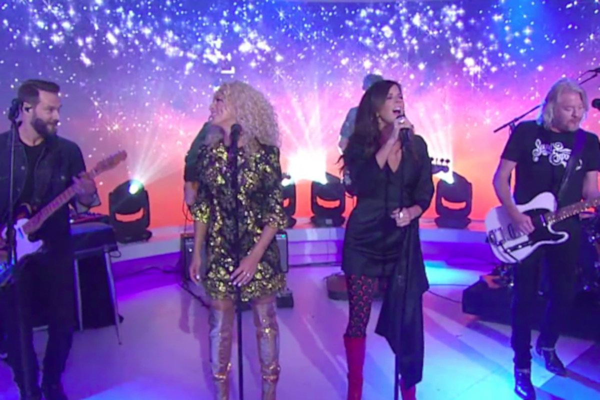 WATCH: Little Big Town Debut New Single on 'Today' Show