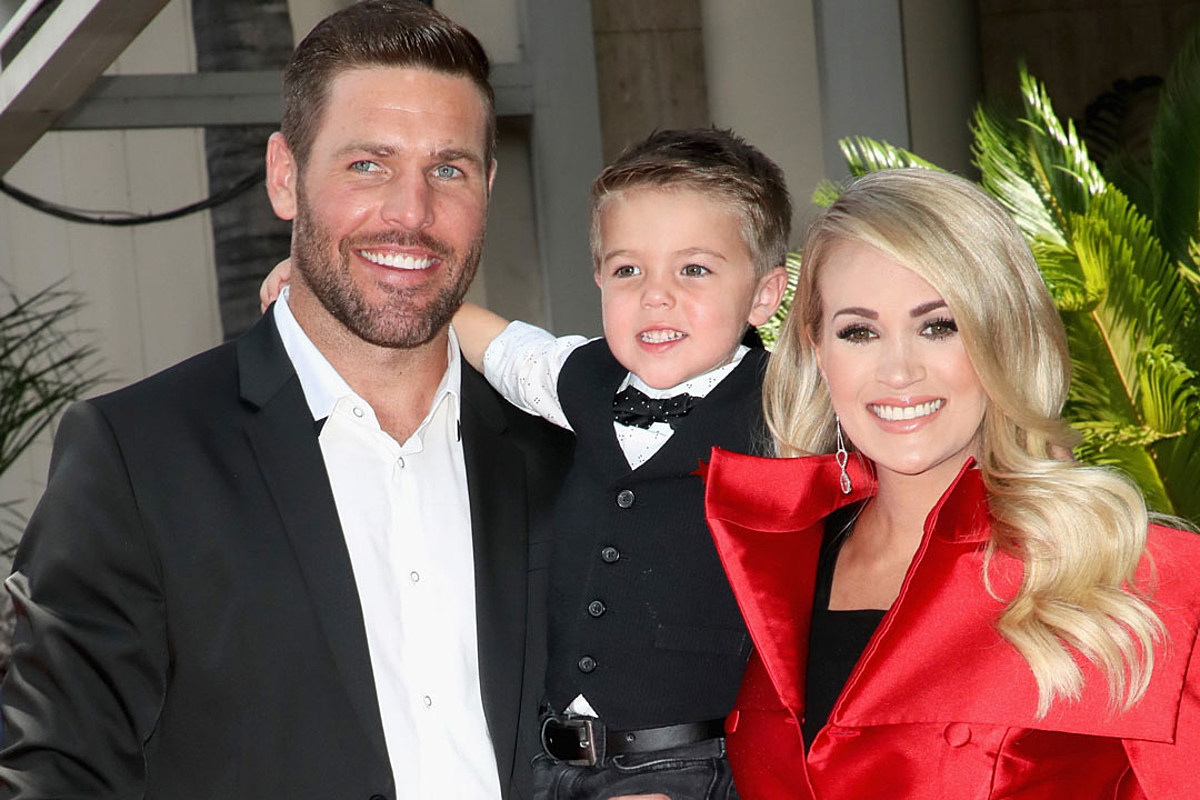 Carrie Underwood Says She Wanted Smaller Age Gap Between Her Kids