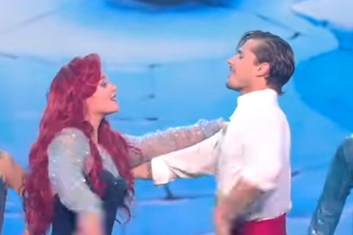 WATCH: Lauren Alaina Dances the Samba on Disney Night on 'DWTS'