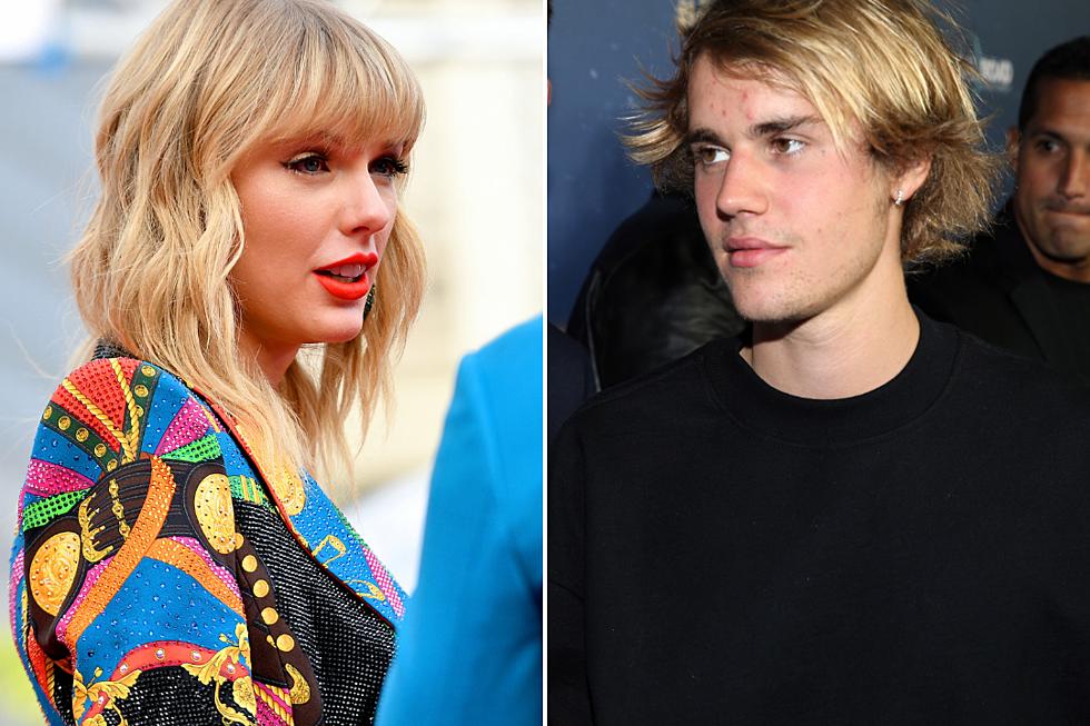 Justin Bieber Just Threw Shade At Taylor Swift