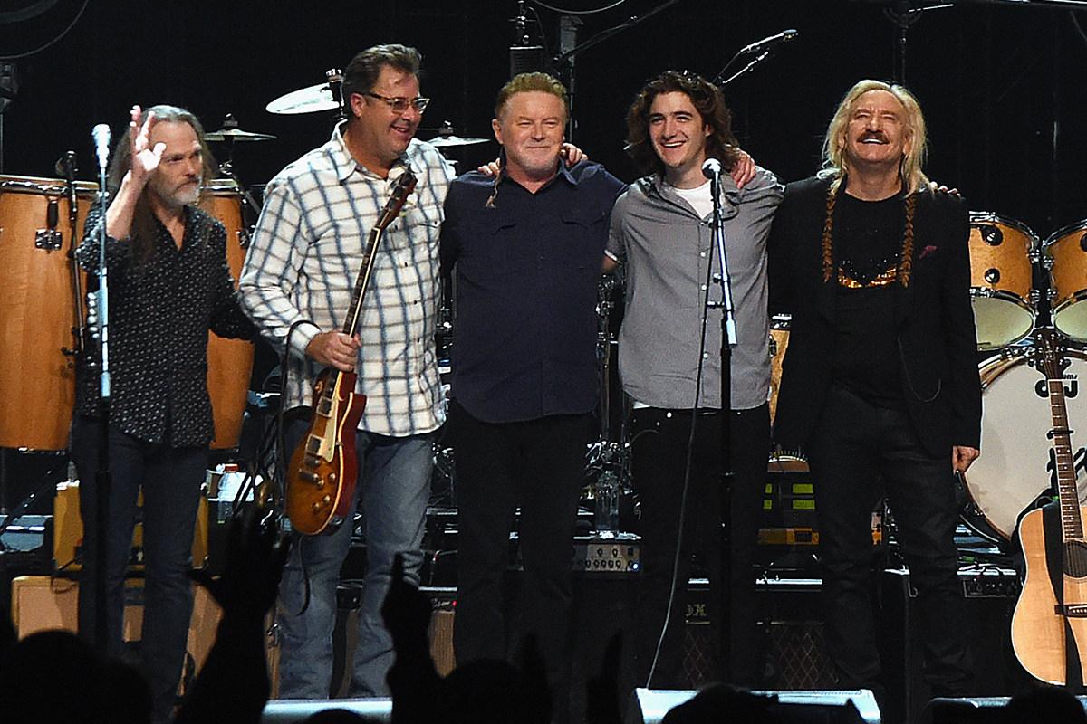 The Eagles Expand 'Hotel California' 2020 Tour
