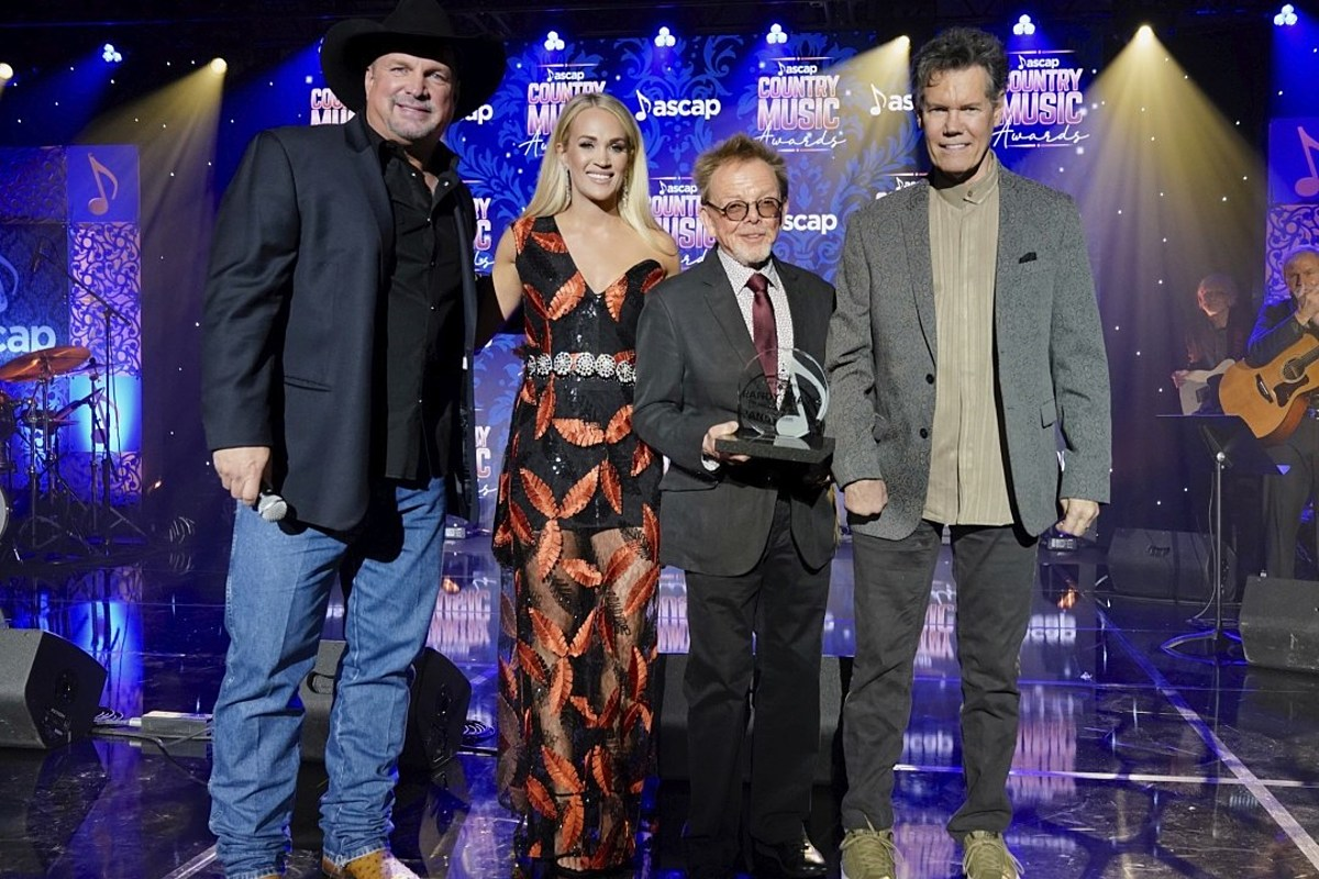 Carrie Underwood and Garth Brooks Tribute Randy Travis at 2019 ASCAP Awards - Taste of Country