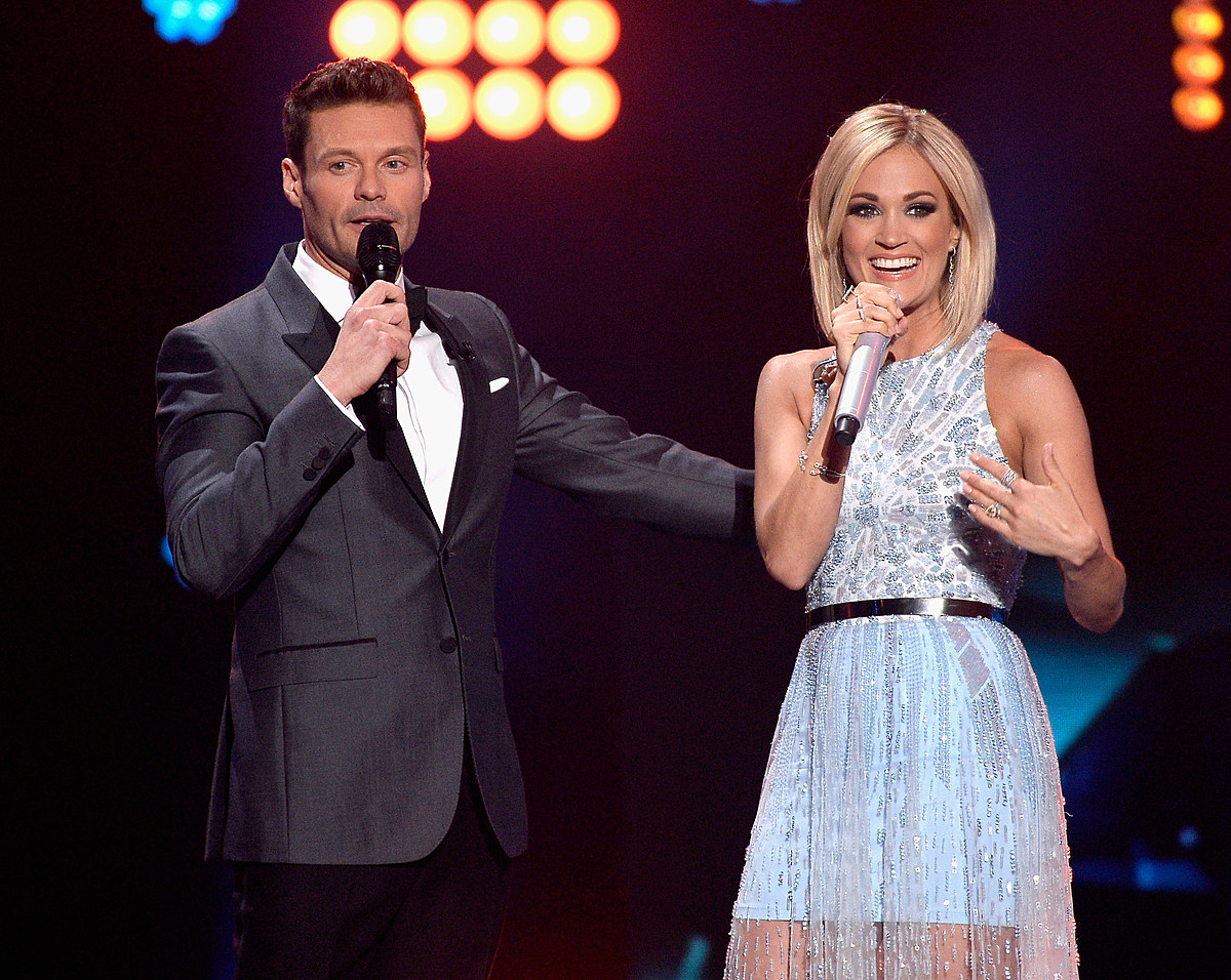 Carrie Underwood and Ryan Seacrest Recall First Meeting - Taste of Country