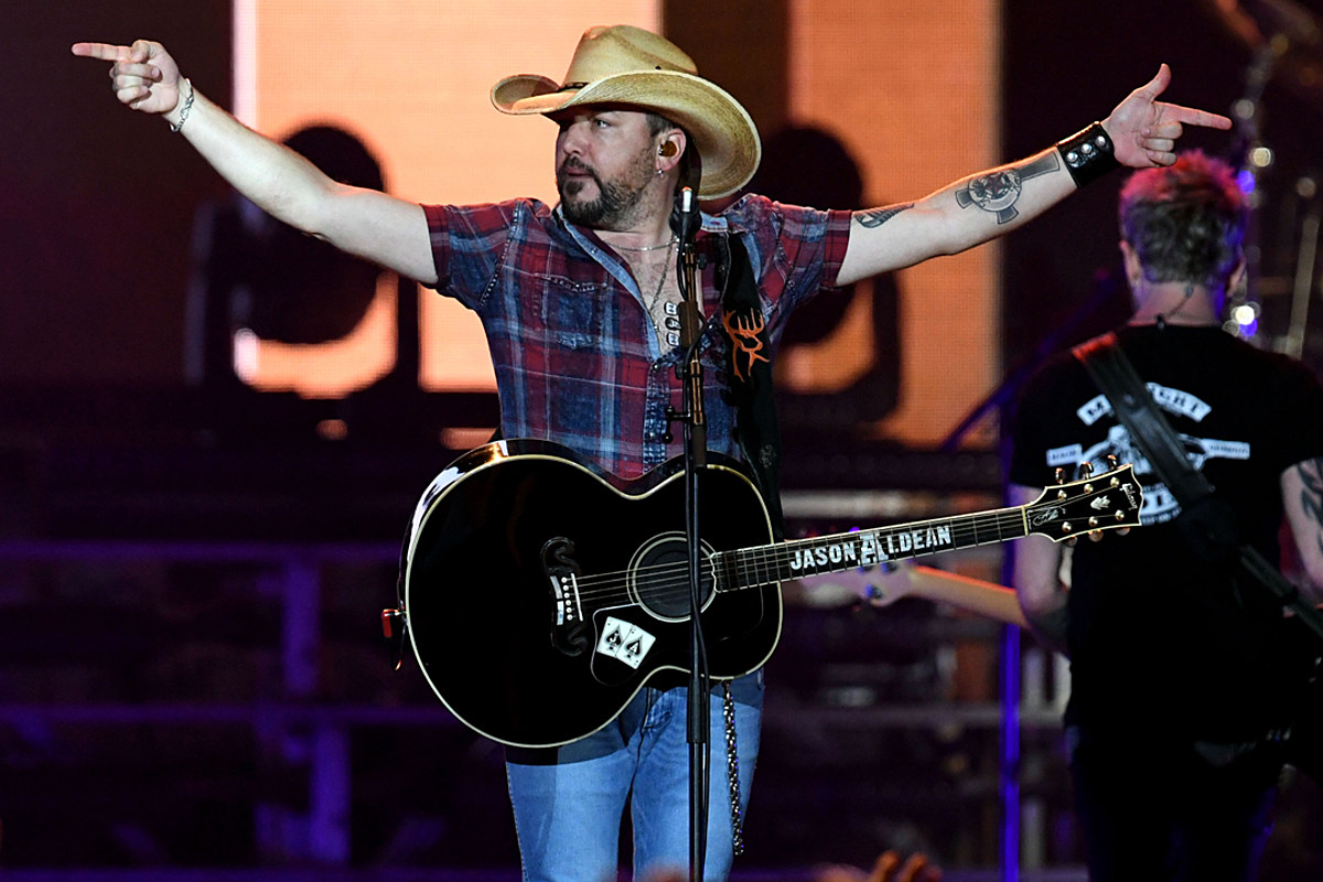 Is Jason Aldean Keeping Rock Alive in Country Music? - Taste of Country