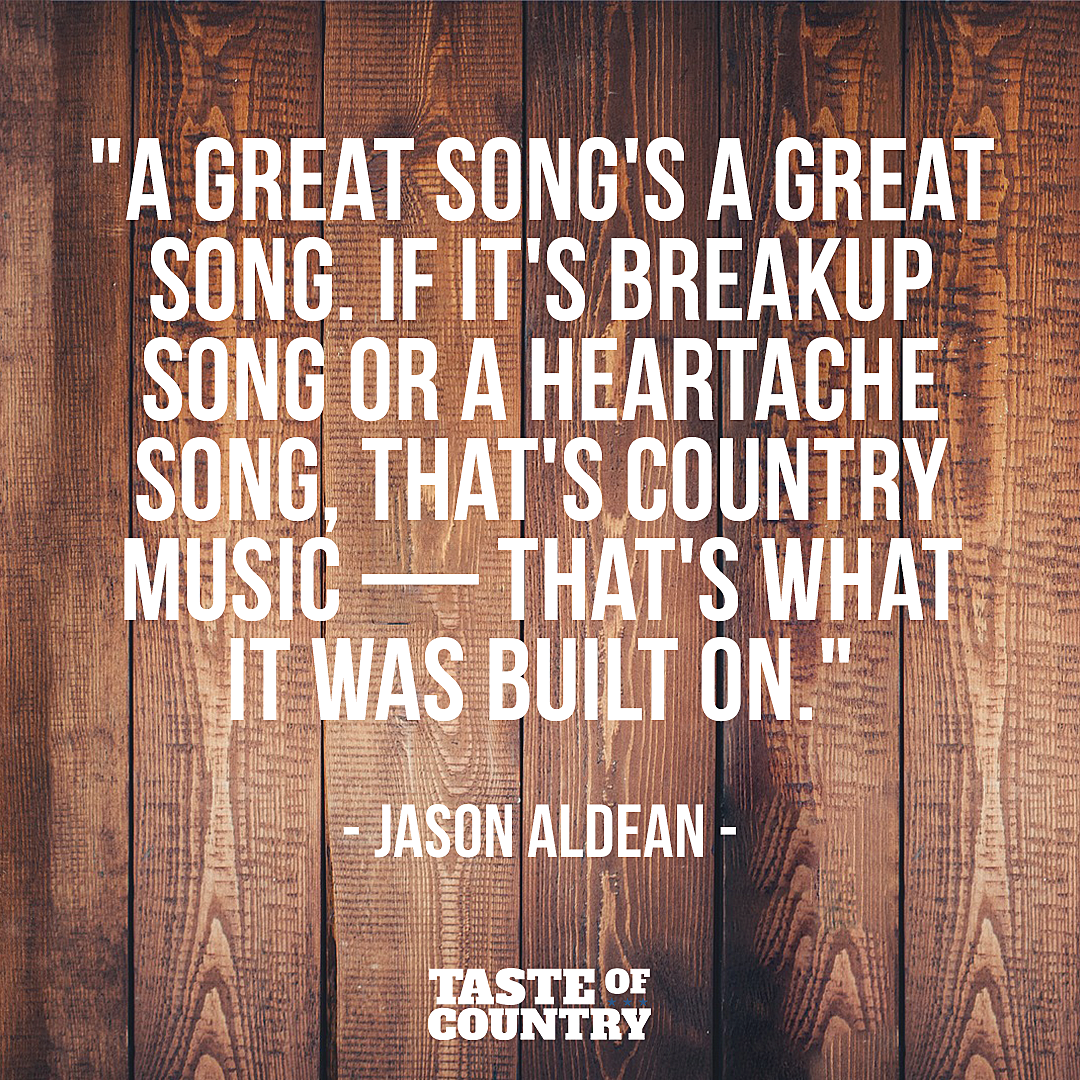 INTERVIEW: Jason Aldean Stays True to His Foundation With \'9\'