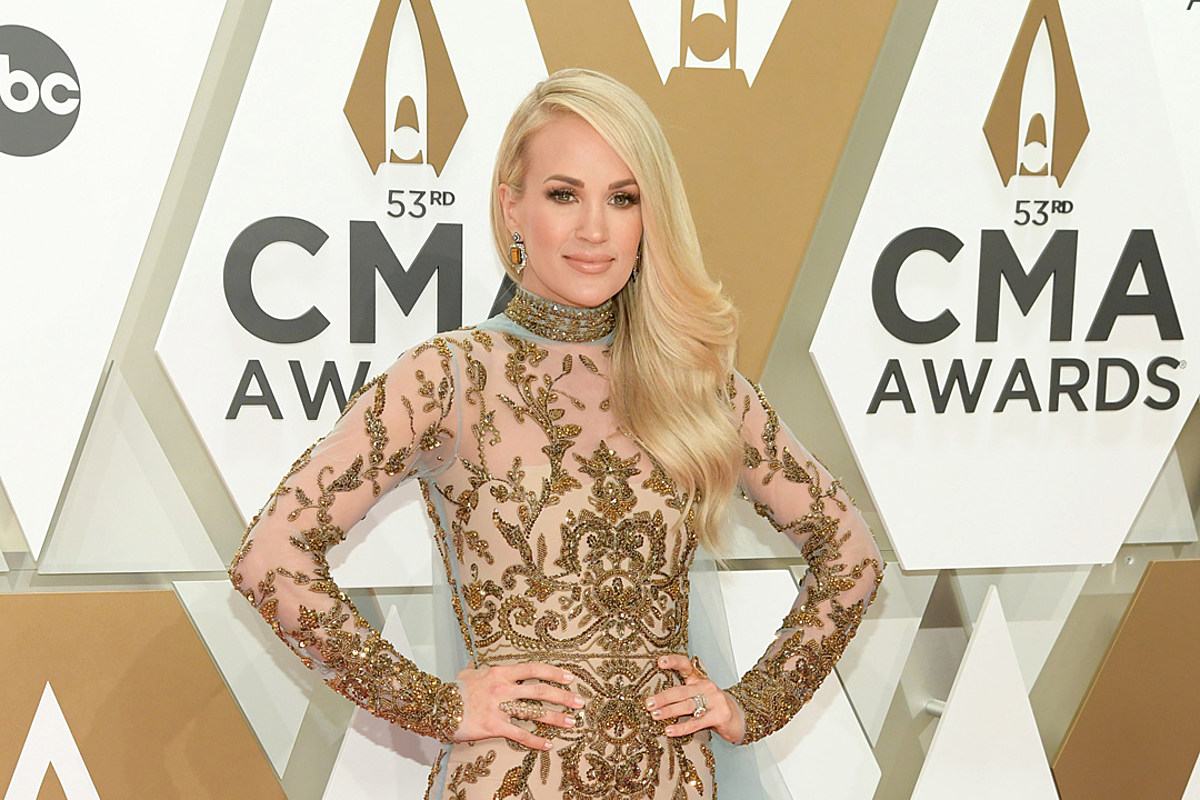 Fans Say Carrie Underwood Was Robbed at the CMA Awards — And They're Right - Taste of Country