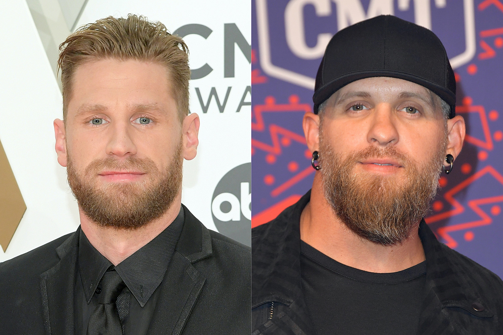 Chase Rice Counts On Brantley Gilbert To Keep Him Out Of Trouble