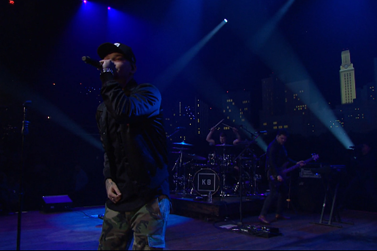 WATCH: Kane Brown's 'ACL' Performance Marks Late Drummer's Last TV Gig