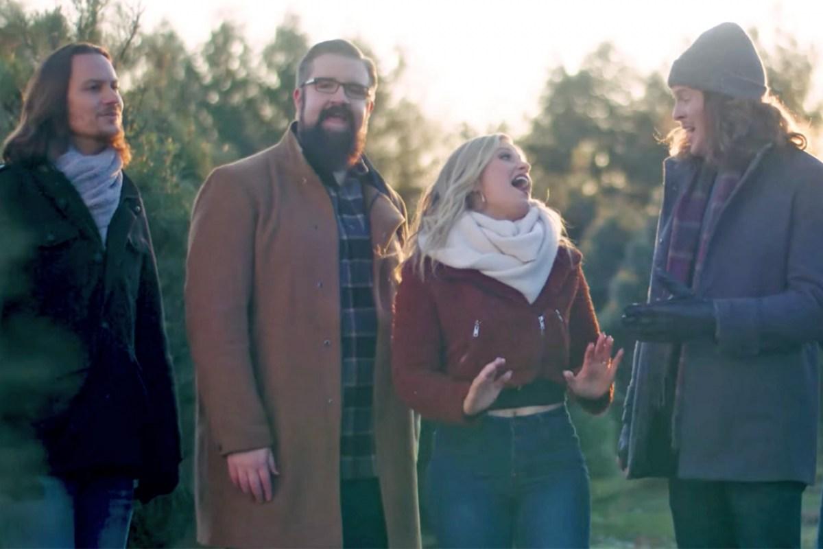 Home Free ft. Rachel Wammack - Tennessee Christmas