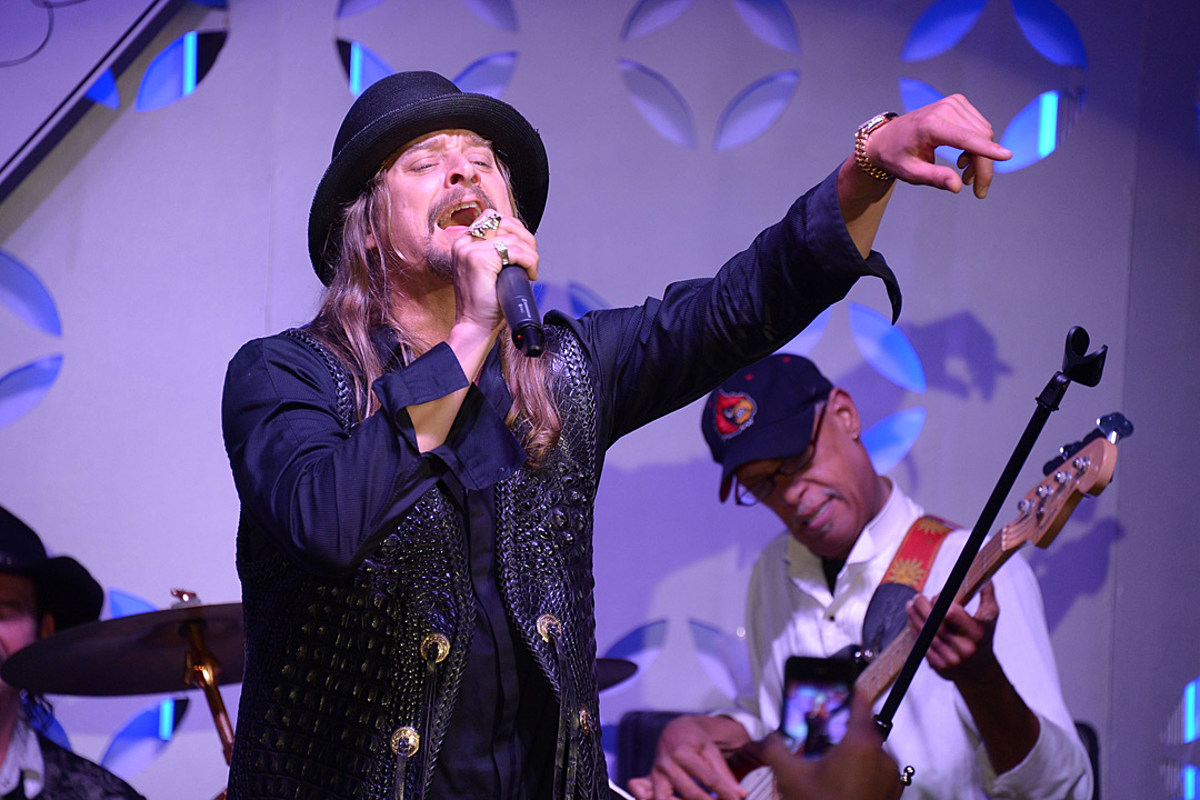 Kid Rock Named Grand Marshal of Tennessee Christmas Parade