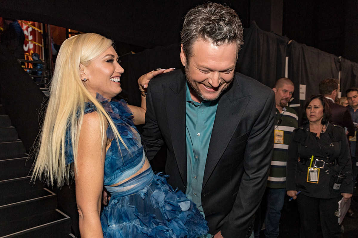 Will Blake Shelton and Gwen Stefani Lead the Top Country Videos?