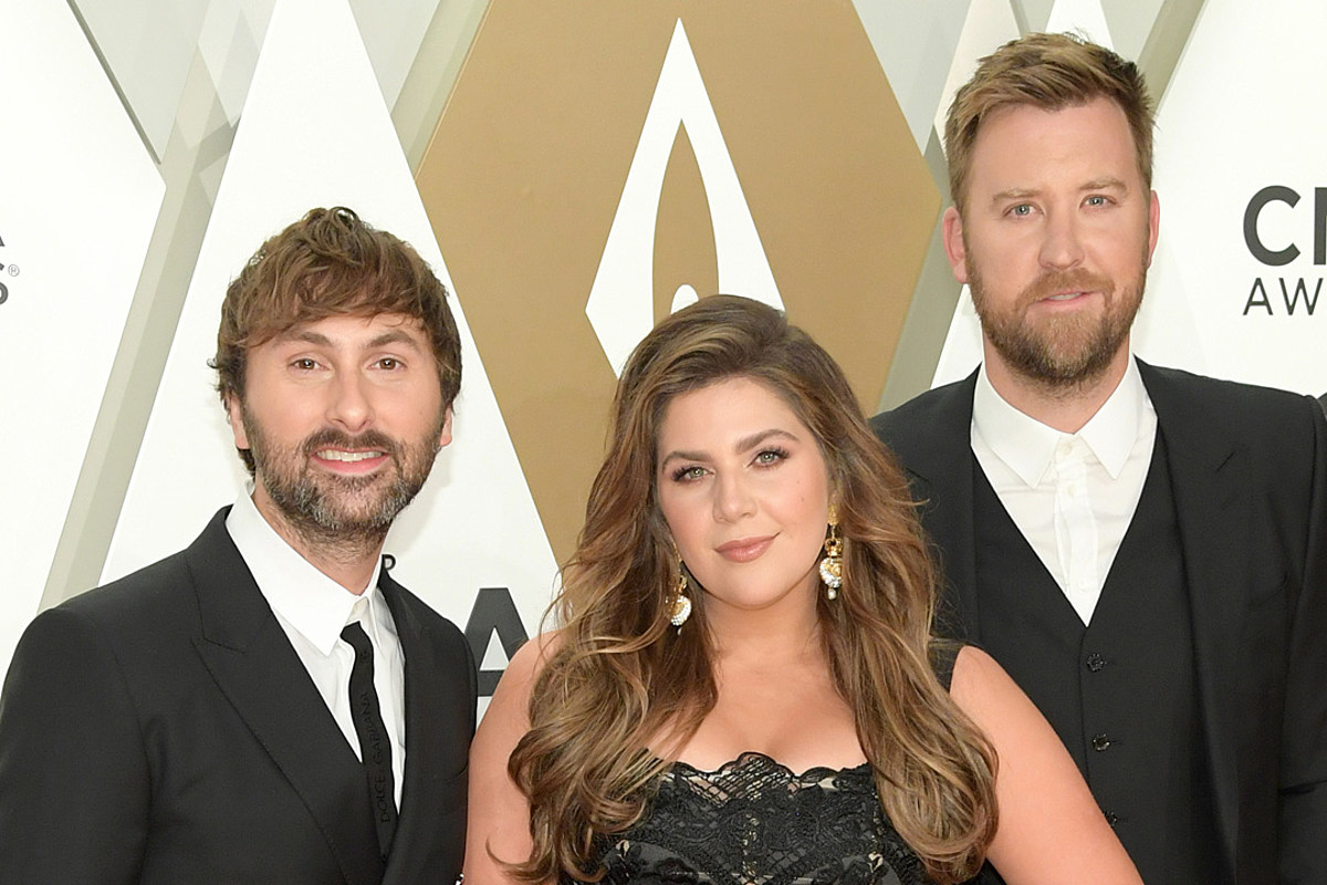 Lady Antebellum Honored With 2020 St. Jude Angels Among Us Award